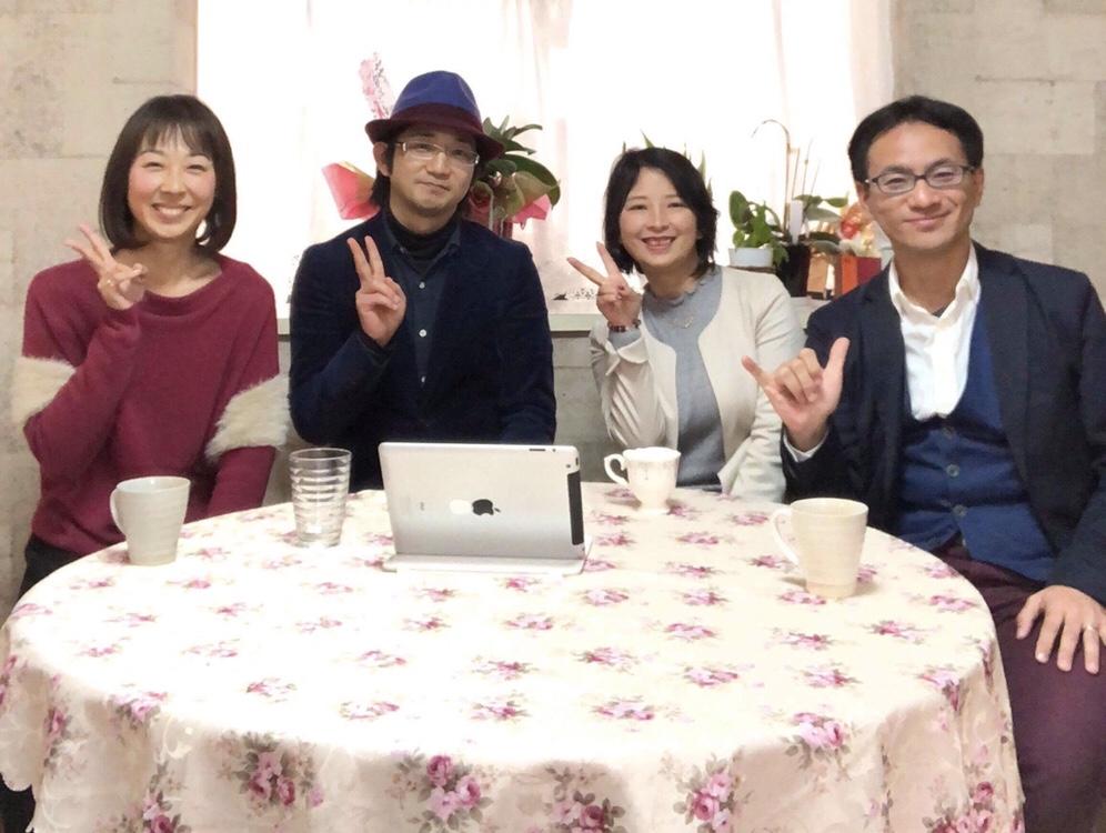 充実の一時!新春コーチ座談会@facebookライブ配信☆