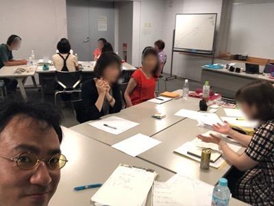 アンディ(中橋佐知子)さんのWomanドリプラ支援会、僕も勉強のため参加させて頂きました。