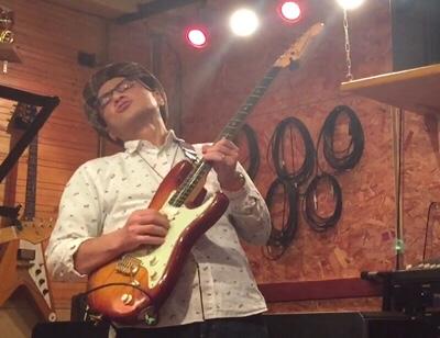 【趣味のお話】ギターはこんなのを弾きます♪