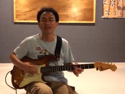 【予告】ギター弾きながら動画セミナーやります!